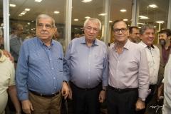 Bill Farias, Roberto Macedo e Beto Studart