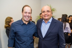 César Ribeiro e Fernando Cirino
