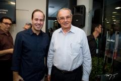 César Ribeiro e Jurandir Picanço