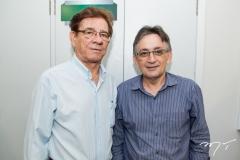 Elias Carmo e Ribamar Carneiro