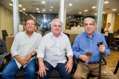 Humberto Fontinele, Antunes Mota e Bill Farias