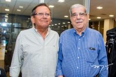 Humberto Fontenele e Bill Farias