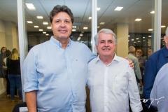 Marcos Oliveira e Antunes Mota