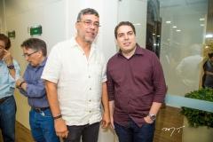 Ricardo Pereira e Darlan Moreira