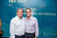 Sampaio Filho e Beto Studart