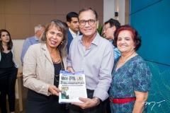Selma Cabral, Beto Studart e Nirvana Medeiros