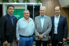 André Siqueira, Marcos Soares, Carlos Prado e César Ribeiro