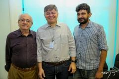 Eduardo Bezerra, Herbert Melo e Carlos Henrique