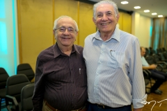 Eduardo Bezerra e Carlile Lavor