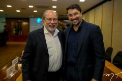 Francisco Nepomuceno e Antonio Jorge