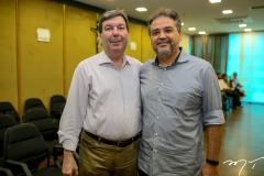 Heitor Studart e Thomaz Rocha