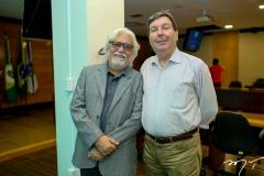 Joaquim Cartaxo e Heitor Studart