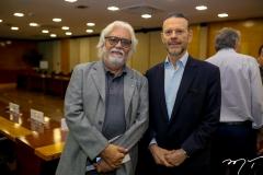 Joaquim Cartaxo e Luciano Coutinho