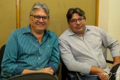 Mário Gurjão e Rafael Martins