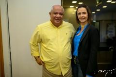 Pedro Alfredo e Miriam Pereira