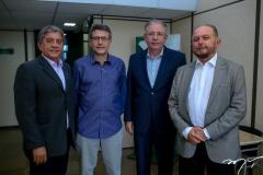 Sampaio Filho, Barros Neto, Ricardo e Júlio Cavalcante