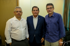 Valir Menezes, Virgilio Araripe e Barros Neto