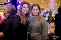 Ana Cristina Joca e Adriana Loureiro
