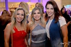 Ingrid Romero, Nely Cunha e Juliana Freire