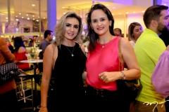 Jaqueline Maia e Adriana Miranda