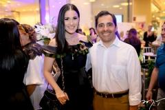 Juliana Botelho e Atila Fernandes