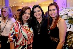 Martinha Assunção, Viviane Almada e Lorena Pouchain