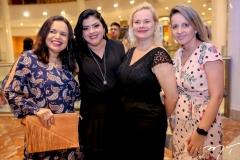 Samara Nogueira, Viviane Almada, Janaina Lima e Aline Amorim