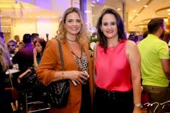 Thais Pinto e Adriana Miranda