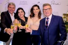 Tobias Barreto, Viviane Almada, Camila Coutinho e Jorge Bischoff (2)