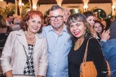 Fatima Duarte, Juvenal Duarte e Selma Cabral