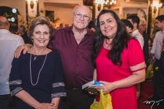 Regina Aragão, Luis Marques e Termar Oliveira