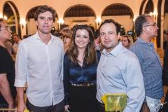 Rui do Ceará, Emilia Buarque e Igor Barroso