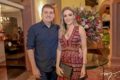 Assis e Renata Ciriaco