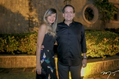 Camila e Silvio Goyanna