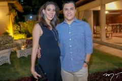 Lara e Helano Pinheiro