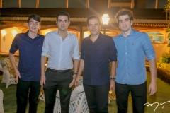 Leonardo,Rodrigo, Etevaldo e RafaelNogueira