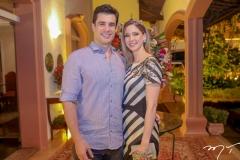 Lucas e Livia Nogueira
