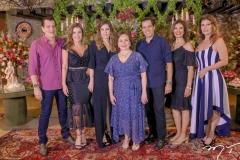 Magno,Patricia,Rosely, Marly,Etevaldo,Silvana e Karla Nogueira