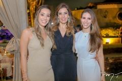 Manoela Melo,Rosely Nogueira e Manoela Rolim