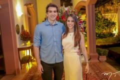 Rafael Nogueira e Manoela Rolim