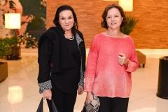 Maria Lucia Abdalla e Hayde Dee Belda