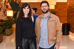 Rafaela Mercaldo e Arthur Blaj