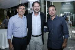 Alexandre Pereira, Cid Ferreira Gomes e Danilo Serpa