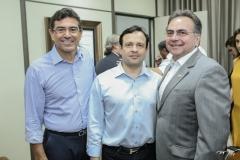 Alexandre Pereira, Igor Barroso e Leonidas Cristino