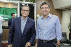Beto Studart e Alexandre Pereira