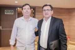 Heitor Studart e Flávio Ataliba