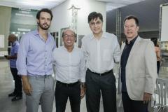 Fujita Junior, André Montenegro, Hugo Figueiredo e Carlos Fujita