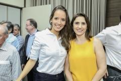 Giselle Bezerra e Lili Cristino