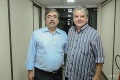 Roberto Sérgio e Chico Esteves