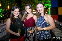 Bruna Morais, Jessica Aguiar e Marilia Gomes